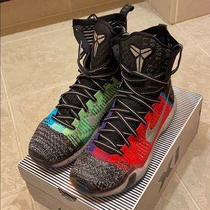 Nike Kobe 10 Elite 'What The' - Size 10 Used